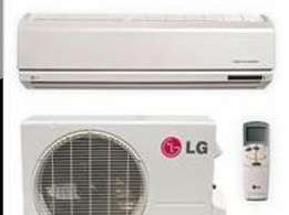 Brand New LG 1hp Air- condition with free pipe