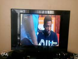 LED flat TV for sale 20inchez with remote