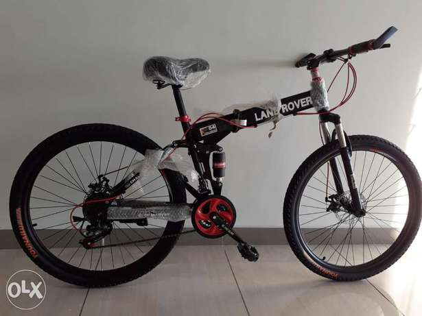 Foldable bicycle 26 inch size