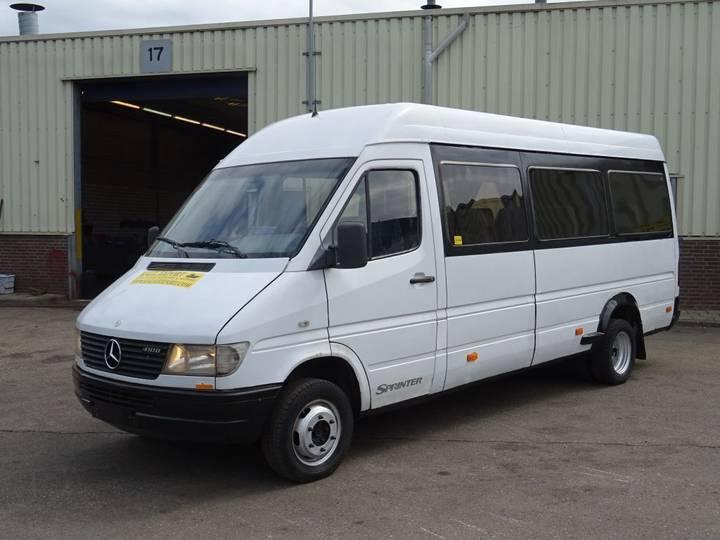 Mercedes-Benz 412D Sprinter Passenger Bus 20 Seats - 1999