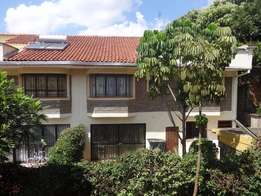 Fully Furnished and serviced Magnificent House To Let in Westlands
