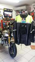 2Piece raincoat & Prorider gloves combo special at MANIACS MOTORSPORTS