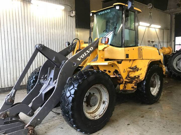 Volvo L 45 B Tp/s Dismantled For Spare Parts