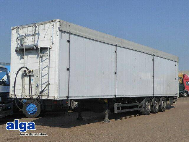 Schmitz Cargobull SW 24 SL G, 10mm Boden, 92m?, Scheibe, Lift - 2015
