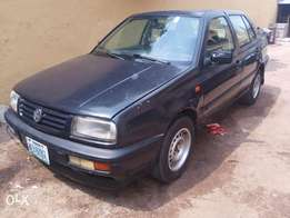Clean Vento with a converted manual carburetor