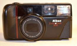 Nikon Zoom Touch 500 Film Camera for sale