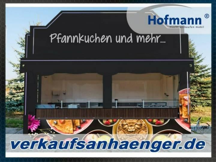Hofmann crepesanhänger schausteller anhänger2700