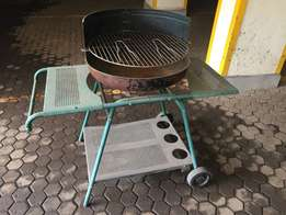 Nice BBQ to use with Charcoal