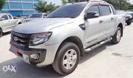 2012 Ford Ranger Double-Cab 2.2L TDCi AT 4WD