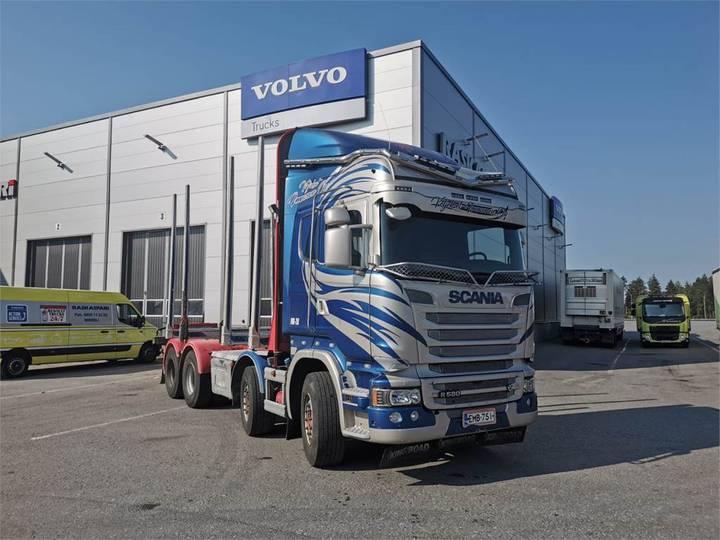 Scania R-serie - 2015