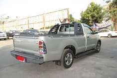 Toyota hilux p/up.single cab