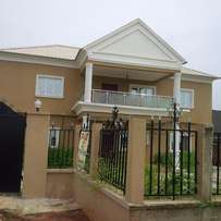 5 Bedroom Detached Duplex at Forthright Garden Via Ojodu Berger