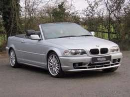 BMW 3-Series Convertible 318i for sale