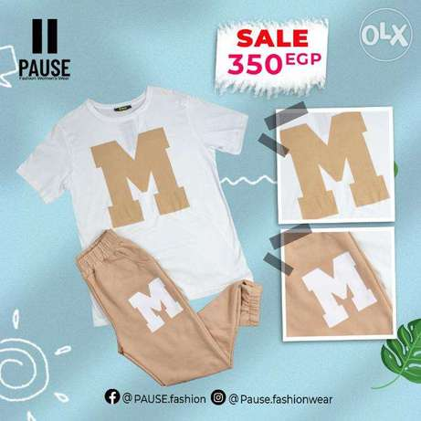 Jackets and Tshirts from PAUSE Fashion
