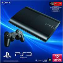 playstation3 4000 model sealed