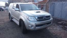 Toyota Hilux Double Cab Invincible Just arrived