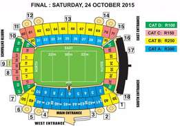 Ellis Park Rugby 7 Tickets