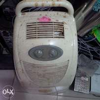 Mobile AC Device