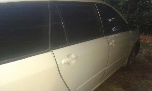 Toyota fielder manual Nakuru East - image 1