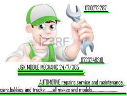 J&K Mobile Mechanic 24/7/365 Vehicle Repairs,Service&Maintenance.``11