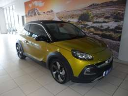 2016 Opel Adam 1.0T ecoFlex Rocks LTD