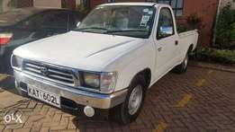 Toyota Hilux, Millennium, 2.4 Diesel, Local, Company Maintained.2