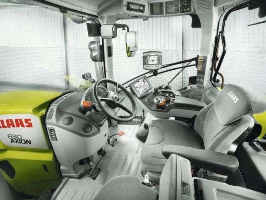 Claas Traktor Axion 870 Cmatic - 2016 - image 5