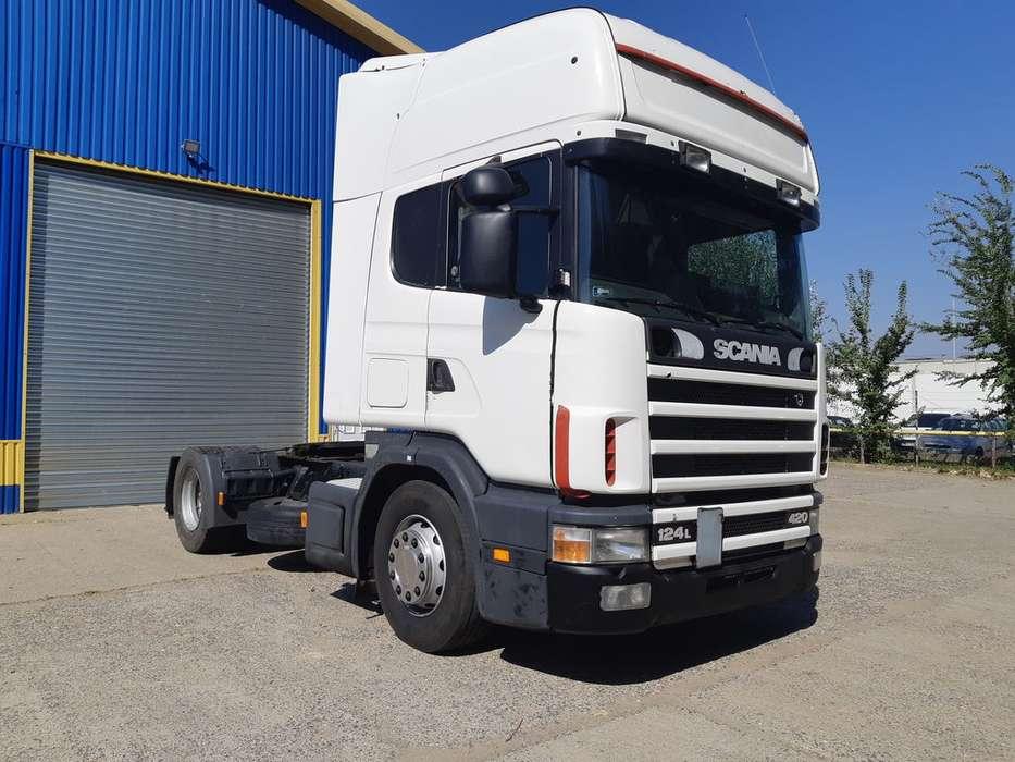 Scania R 124 420 Topline - 2003