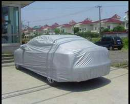 New mobile auto saloon car cover with