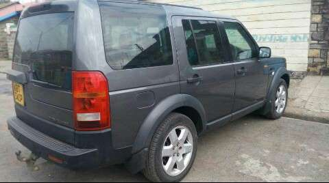 LandRover Discovery3 Greenspan - image 3
