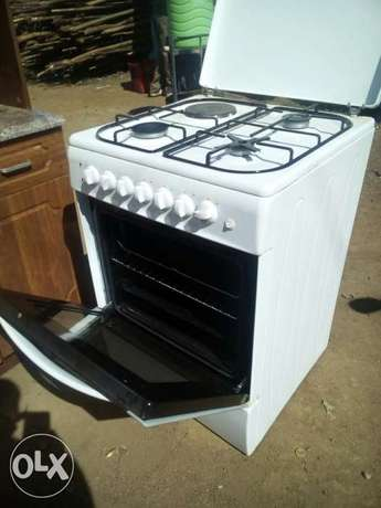 Electric and gas cooker Bar Kowino - image 1
