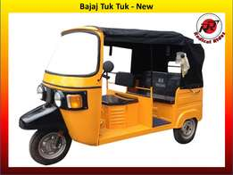 Tuk Tuk's Latest Bajaj Models