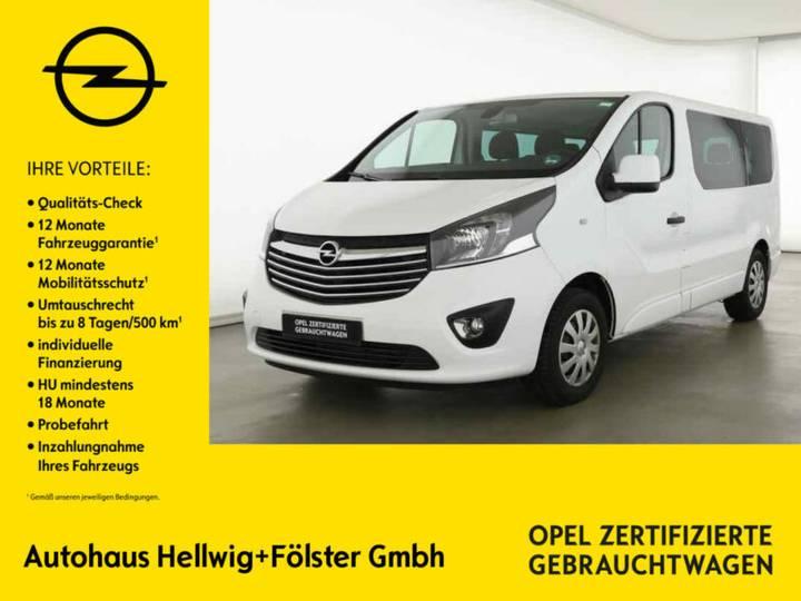 Opel Vivaro B 1.6 CDTI Biturbo L1H1 2,7t - 2018