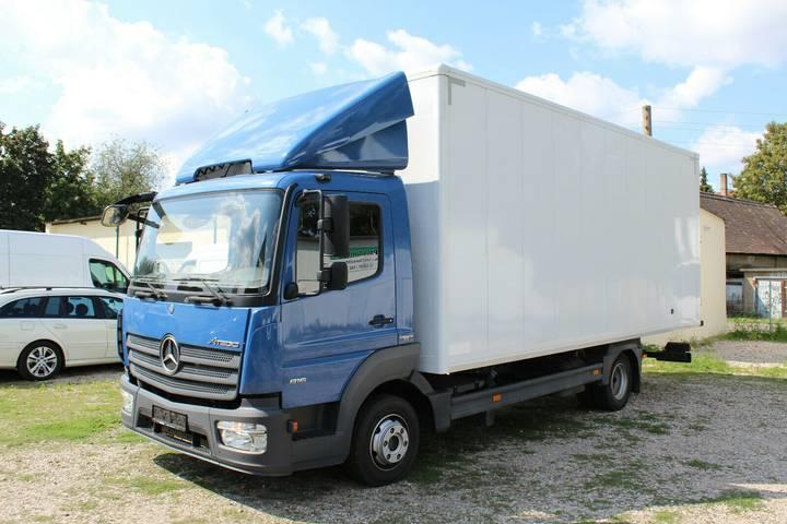 Mercedes-Benz Atego 816 Netto 24500 - 2015