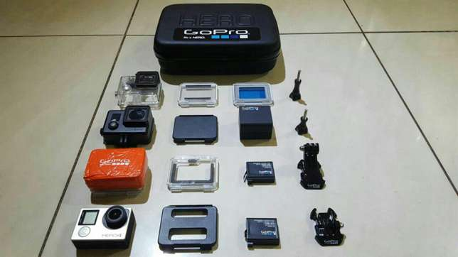 GoPro Hero 4 + Loads of Accessories Lenasia - image 5