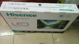 32 inches hisense led digital tv with free wall mount