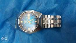 Seiko 5 watch Gents only