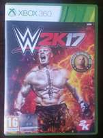 WWE 2K17 Game ( Xbox 360 games )