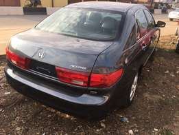 Toks 2005 Honda accord exl v6 for 1.6M