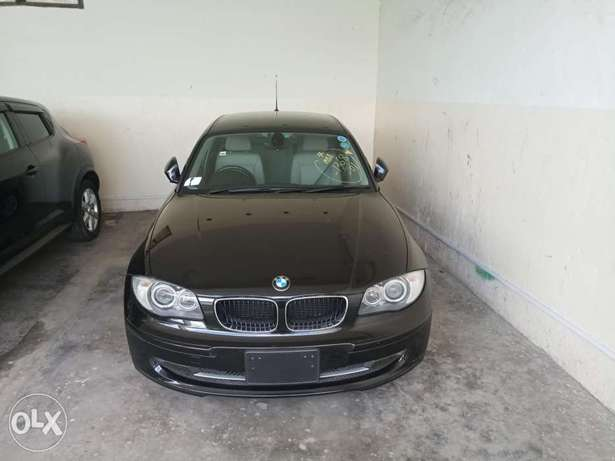 BMW 116i with leather seats Mombasa Island - image 8