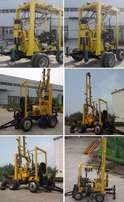 BoreMASTER120 Hydraulic Down Hole Drilling Rig Complete on trailer (re