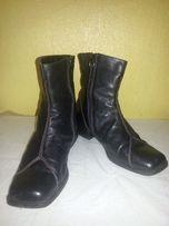 Сапоги женские зимние кожаные 41-42 размер, 27см по стельке. efb22337ca2