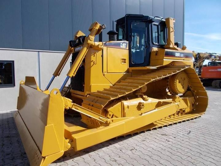 Caterpillar D 6 R Lgp - 2007