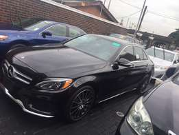 clean toks c300 accident free 2015