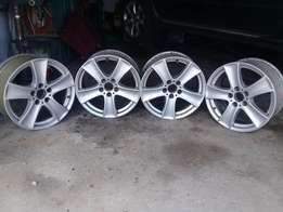 "BMW 18 "" Sport Mags"