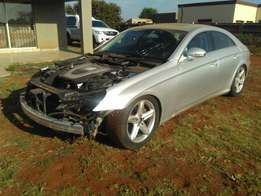 Very Cheap Mercedes CLS 350, 2007 Model, 169300 km on clock