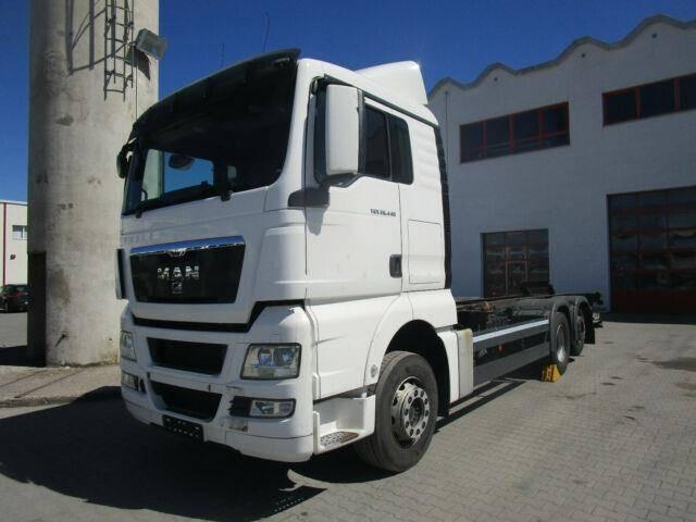 MAN 26.440 BDF *EURO5* LBW - 2012
