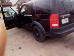 Best Offer Today Registered LR3 2006 Model