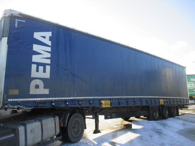 Schmitz Cargobull Mega - Scs 24-l-13.62 Mb Varios - 2013