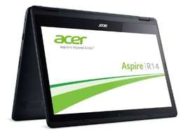 Acer aspire r14 touch screen core i7 360.